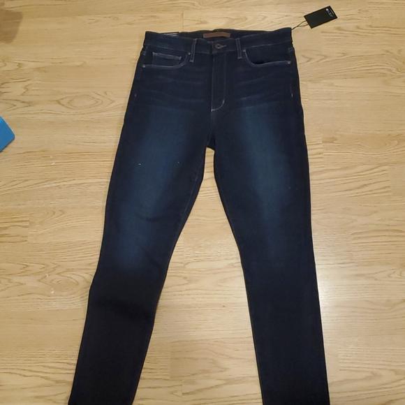 3/100 NWT Joe's jeans ankle hi rise skinny size 30